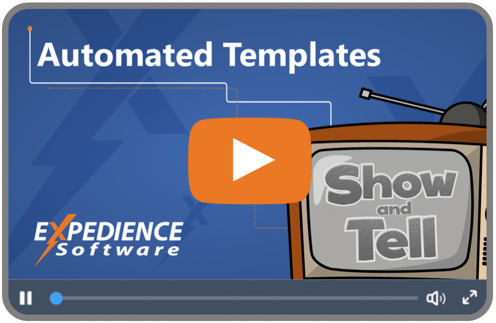 Automated-Templates