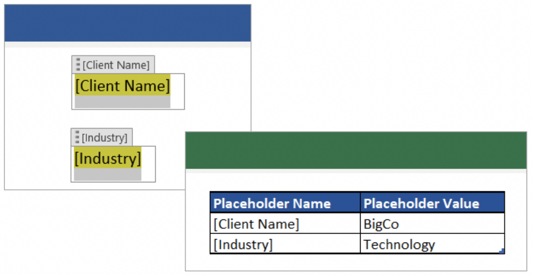 Driving PDQ Checkboxes and Placeholders