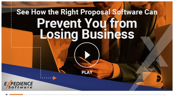 Increase your sales team's win rates with professional proposals