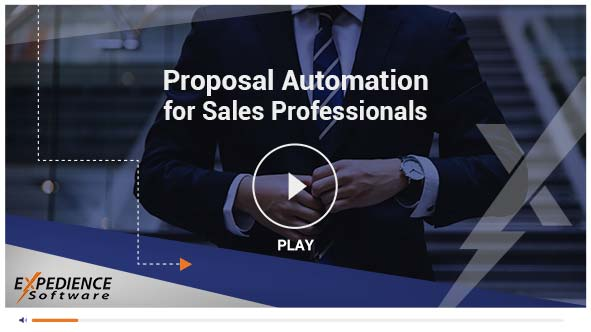 Expedience Software is the leader in Proposal Automation for Sales Teams with over 25 years of experience
